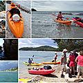 Kayak ou randonnée : la londe 13/06/18