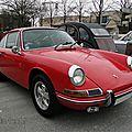 Porsche 912 - 1965 à 1969