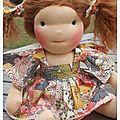 La poupée maïween