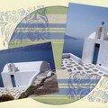 Iles grecques (23) petite chapelle d'imérovigli