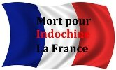 Mort pour la France Indochine - MPA