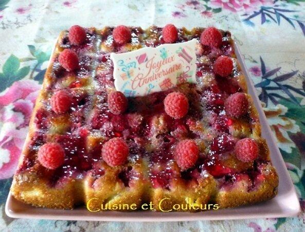 Gâteau Gabine