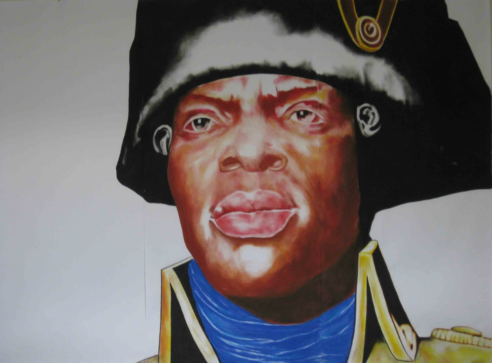 Toussaint LOUVERTURE fini light