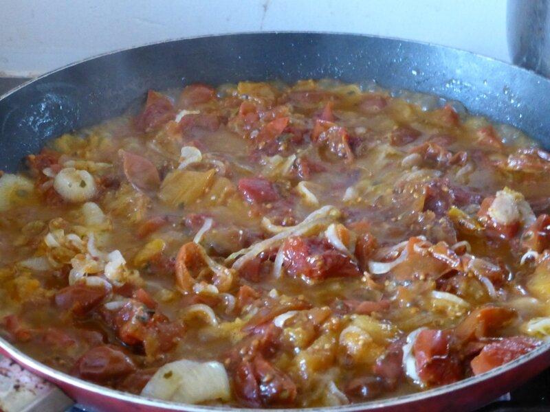 25-tomates confites et oignons