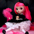 9e pullip: wurdey (stica customisée)