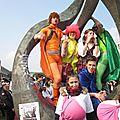 Caen - carnaval étudiant 2013