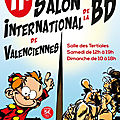 Salon international de la bd de valenciennes