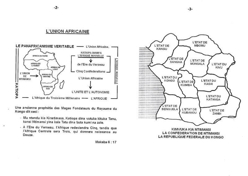 BUNDU DIA KONGO ANNONCE A TOUS QUE SUR CE SITE SERA CONSTRUITE LE GRAND ZIMBABUE DE KINSHASA b