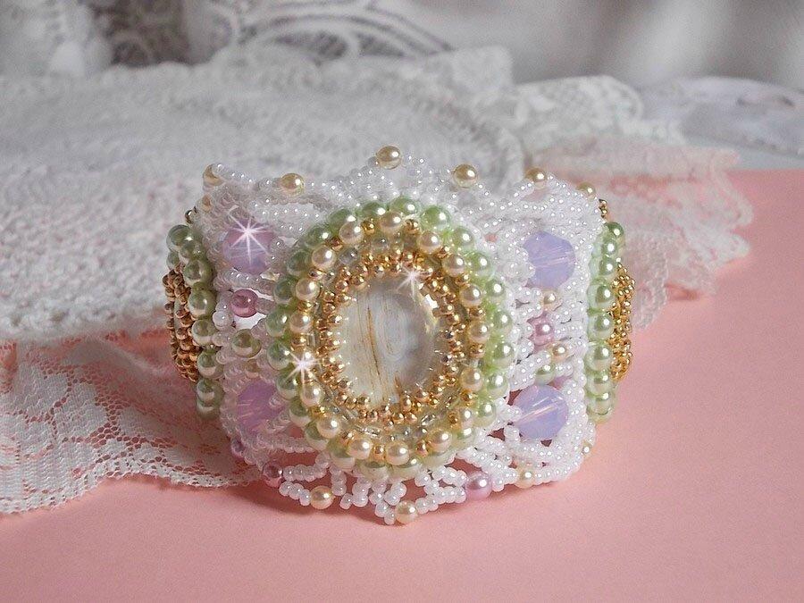 Bracelet Envolée Fleurie 2-1
