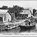 13-fos sur mer - 4 - cabanes de pêcheurs