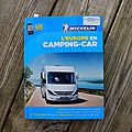 Guide michelin pour camping-car