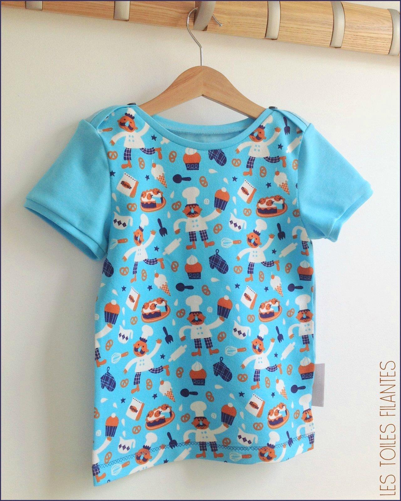 Pyjama cuisto Aurèle