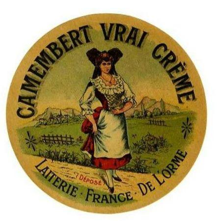 Camembert Vrai Crème