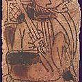 1400 ca - Seville - CARTES DU MUSEE FOURNIER - Roi d_Epées - site Andrew Pollett