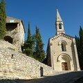 Eglise de la Roque sur Cèze