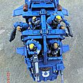 Land speeder storm ultramarine w40k