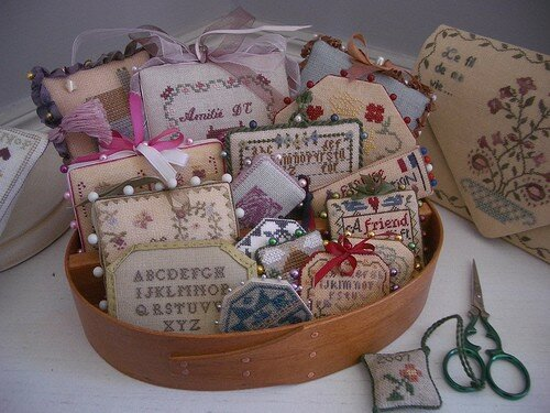 Collection de pinkeeps