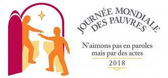 journée mondiale du pauvre 2018