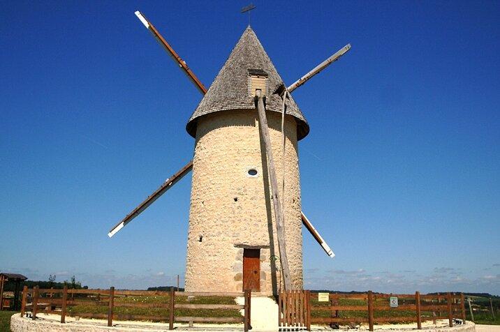 Moulin de Condéon.