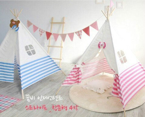 Child-stripe-cloth-tent-font-b-doll-b-font-font-b-house-b-font-font-b