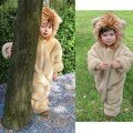Growww.. Petit lion sauvage...