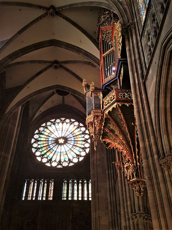 orgue cathedrale strasbourg