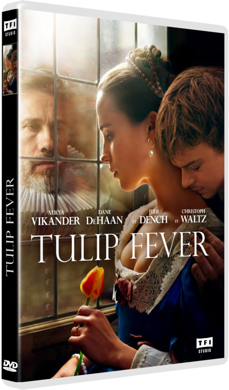 3D DVD TULIP FEVER