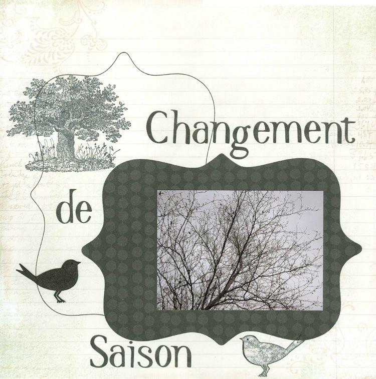 Changement de saison-Noyan-Montérégie