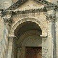 La porte de l'Eglise