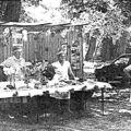 Dernière kermesse dans le parc du château du Champivert [4] (15-08-1989)