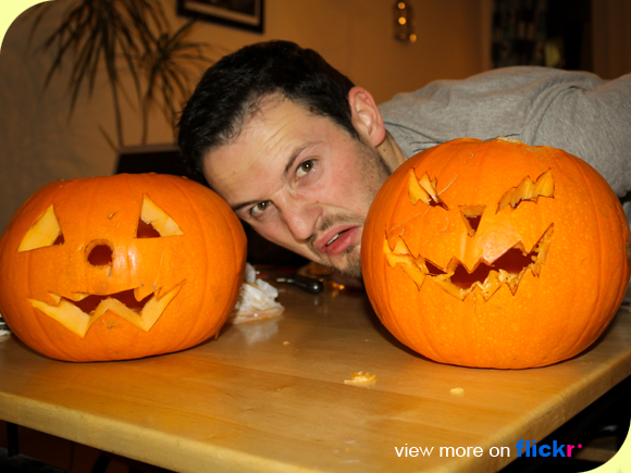 pumpkinmakingfunnyfaces