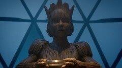 la reine de bois