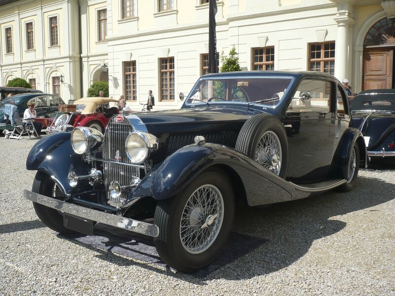 BUGATTI type 57 Sports Saloon 1934 Ludwigsbourg (1)