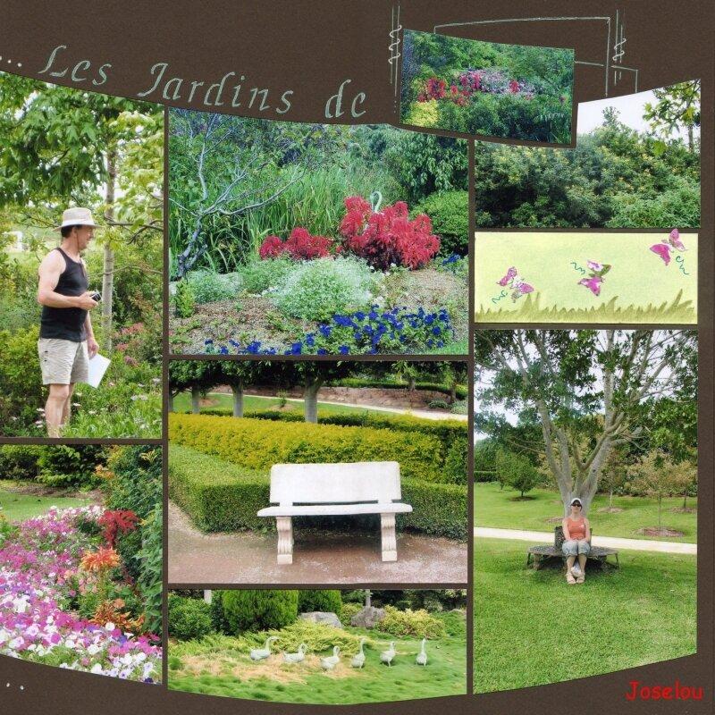 Jardin de Hunter Valley 2