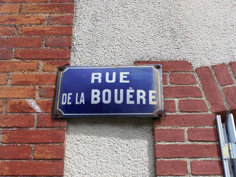 Jallais (49), rue de la Bouère