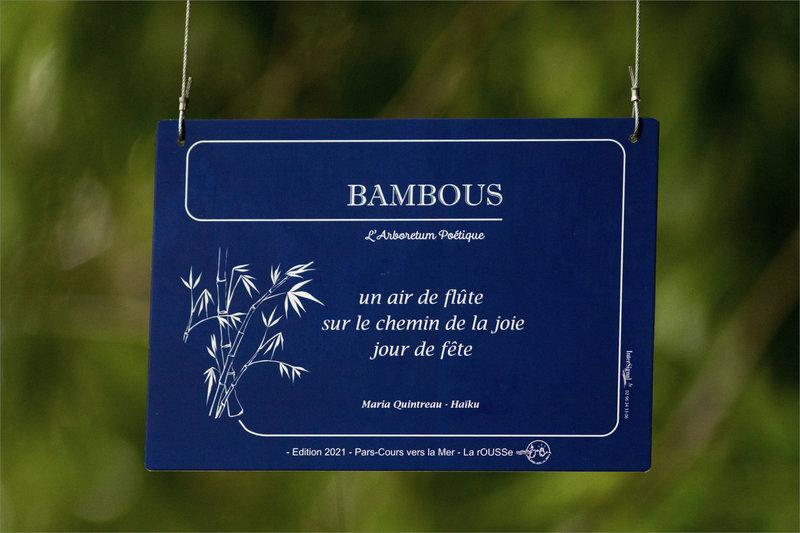 Arboretum poétique bambous 020721