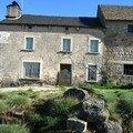 Maison 1773 - Trajet St alban sur Limagnole - Aumont Aubrac