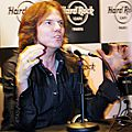 Session Photos EUROPE - Joey Tempest [Paris - 03 Feb 2015
