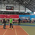 Chapionnat district athlé indoor