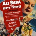 Ali baba et les 40 voleurs - ali baba and the 40 thieves. arthur lubin (1944)