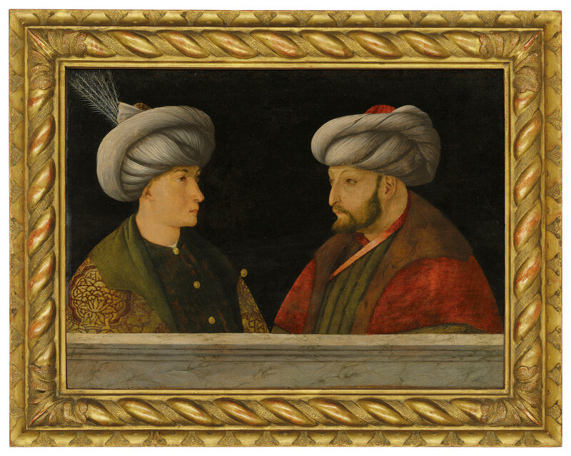 2020_CKS_18371_0118_001(portrait_of_sultan_mehmed_ii_with_a_young_dignitary_workshop_of_gentil)