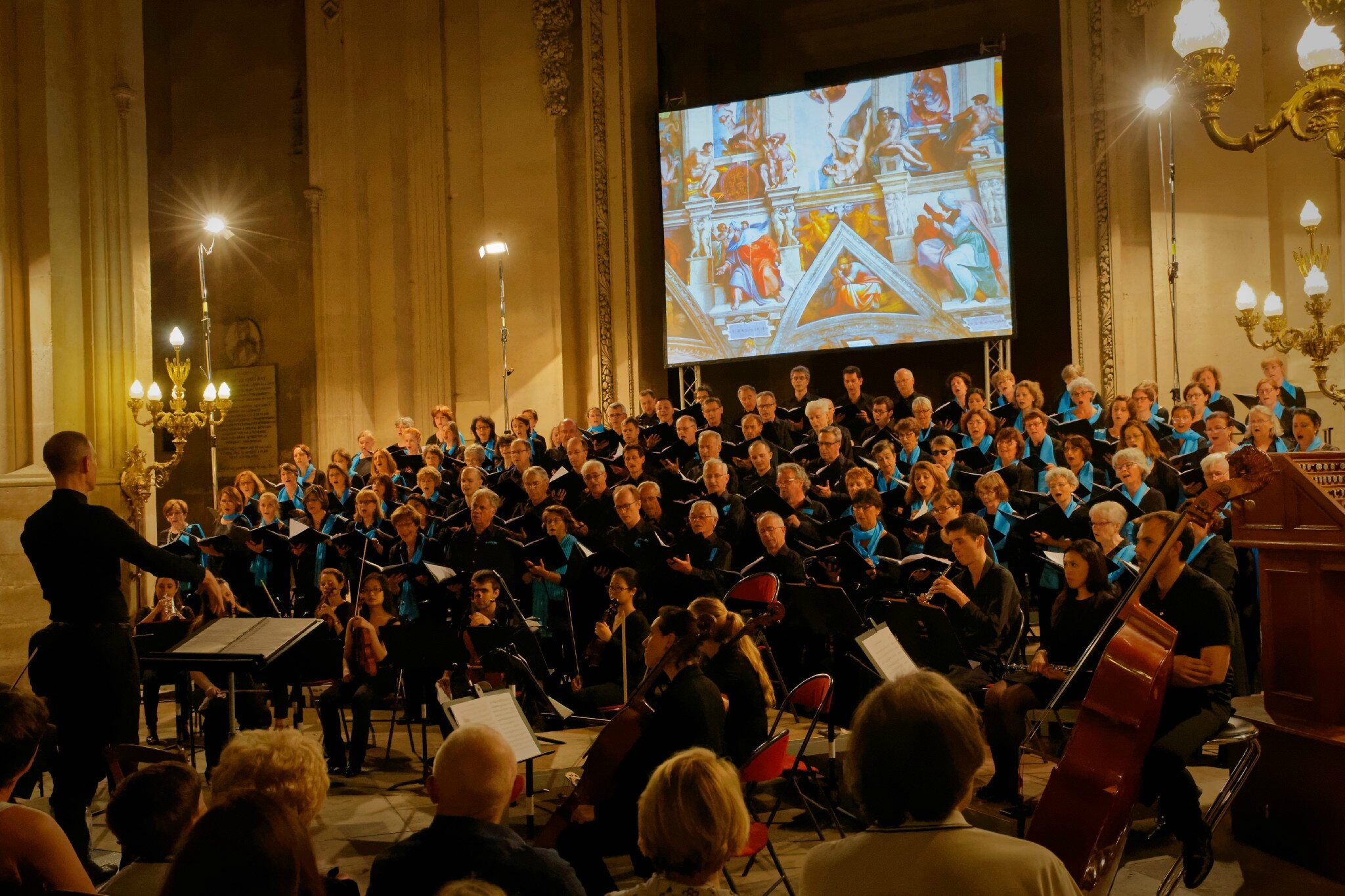 Album Photo Concert St Eustache