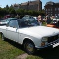 PEUGEOT 304S cabriolet 1974 Saverne (1)