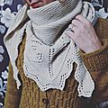 Mon gilet classic smoking cardigan de petite knit...