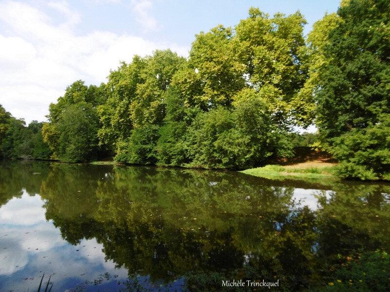 Etang du Bois de Boulogne 100918