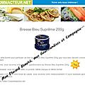 Consommacteur.net: une toute nouvelle sélection gourmande! 🍞🧀🧀