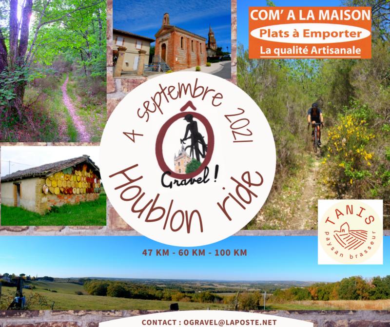 Houblon ride