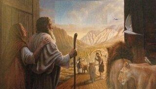 Noah-Sortie de l'Arche