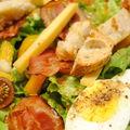 Salade à déjeuner!