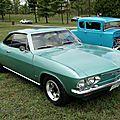 Chevrolet corvair monza 110 hardtop coupe-1965